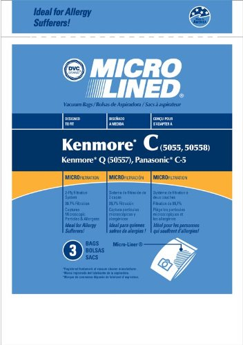 Kenmore Allergen Filtration Canister Vacuums