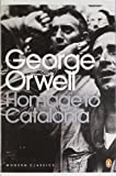Front cover for the book Homage to Catalonia by George Orwell