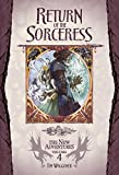 Return of the Sorceress: Dragonlance: The New Adventures, Volume Three