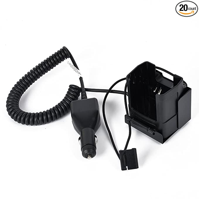HYS Car Charger RLN4883B Battery Charger for Motorola HT1250 HT750 HT1250LS MTX850 MTX9250 Radio Walkie Talkie J6303A