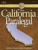 img - for The California Paralegal (Paralegal Reference Materials) book / textbook / text book