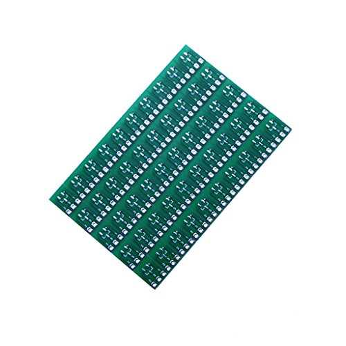 50pcs SOT23 to SIP/SOT23-3 to DIP Switching Board Zener Diod