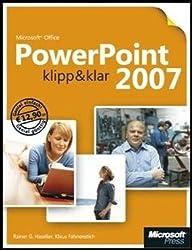 Microsoft Office PowerPoint 2007 - klipp & klar