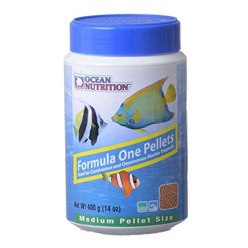 - Ocean Nutrition Formula One Medium Pellet 14 oz.