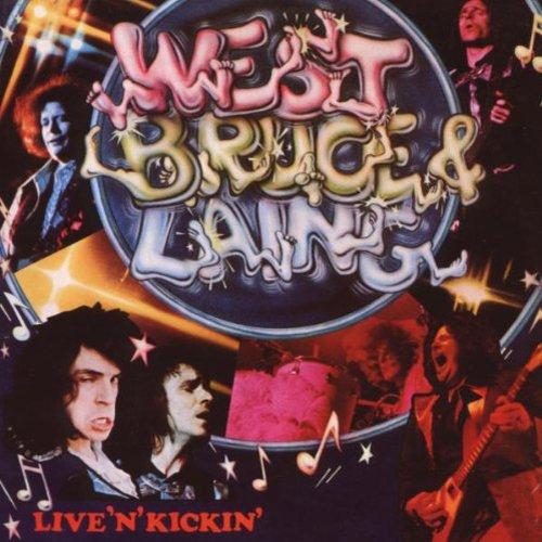 West, Bruce & Laing - Live 'N' Kickin' [Japan CD] OTCD-5353