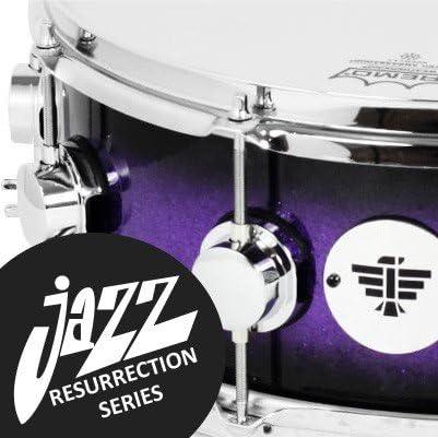 Santafe Drums SN0010 - Set jazz resurrection colores, color miel: Amazon.es: Instrumentos musicales
