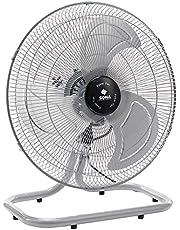 """Sona 18"""" Power Desk Fan SOF 6056 Grey"""