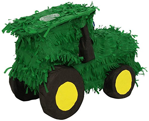 Ya Otta Pinata BB012220 Tractor Pinata - Birthday Party Pinata