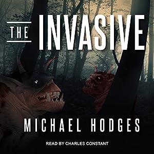 The Invasive Audiobook