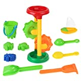 Best Liberty Imports Toddler Toys - Liberty Imports Double Sand Wheel Beach Toy Set Review