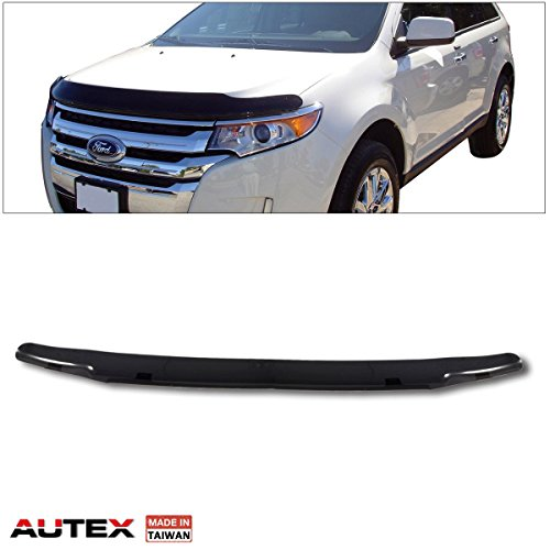 (AUTEX Bug Shields Hood Deflector Compatible with Ford Escape 2008 2009 2010 2011 2012 Compatible with Mazda Tribute 2008 2009 2010 2011 Bug Deflector)