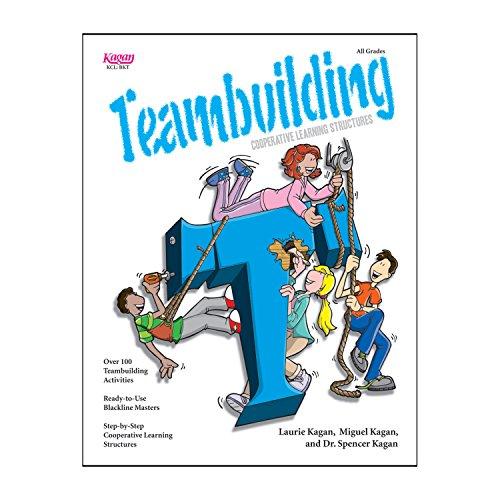 Teambuilding (The Best Team Building Games)