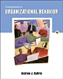 img - for Fundamentals of Organizational Behavior (with InfoTrac) book / textbook / text book
