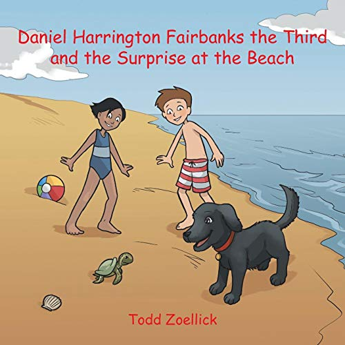 Daniel Harrington Fairbanks The Third And The Surprise At The Beach