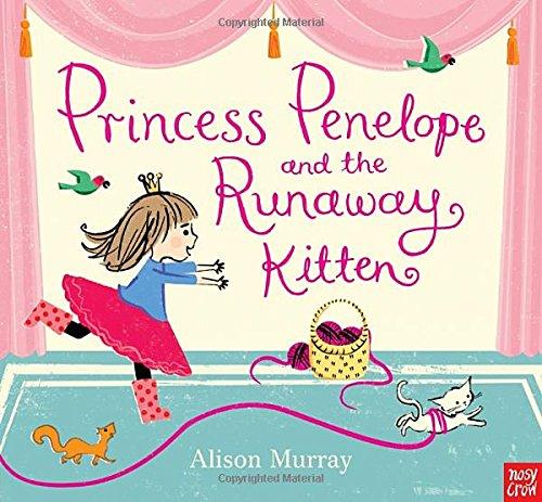 Download Princess Penelope and the Runaway Kitten pdf