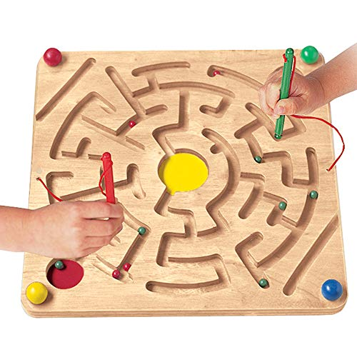 Children's Magnetic Maze Board Toy