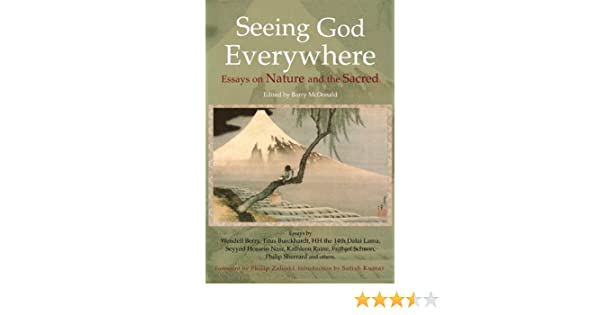 English Essay About Environment Seeing God Everywhere Essays On Nature Essays On Nature And The Sacred  Perennial Philosophy  Kindle Edition By Barry Mcdonald Philip Zaleski   High School Experience Essay also Federalism Essay Paper Seeing God Everywhere Essays On Nature Essays On Nature And The  Example Essay Papers