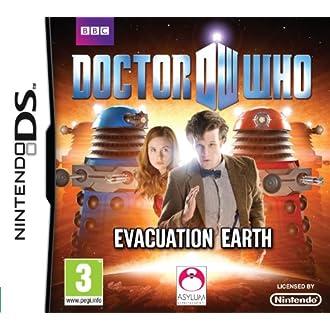 Doctor Who Evacuation Earth (NDS) (UK)
