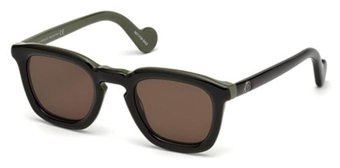 Amazon.com: anteojos de sol Moncler Señor Moncler ml 6 Mr ...