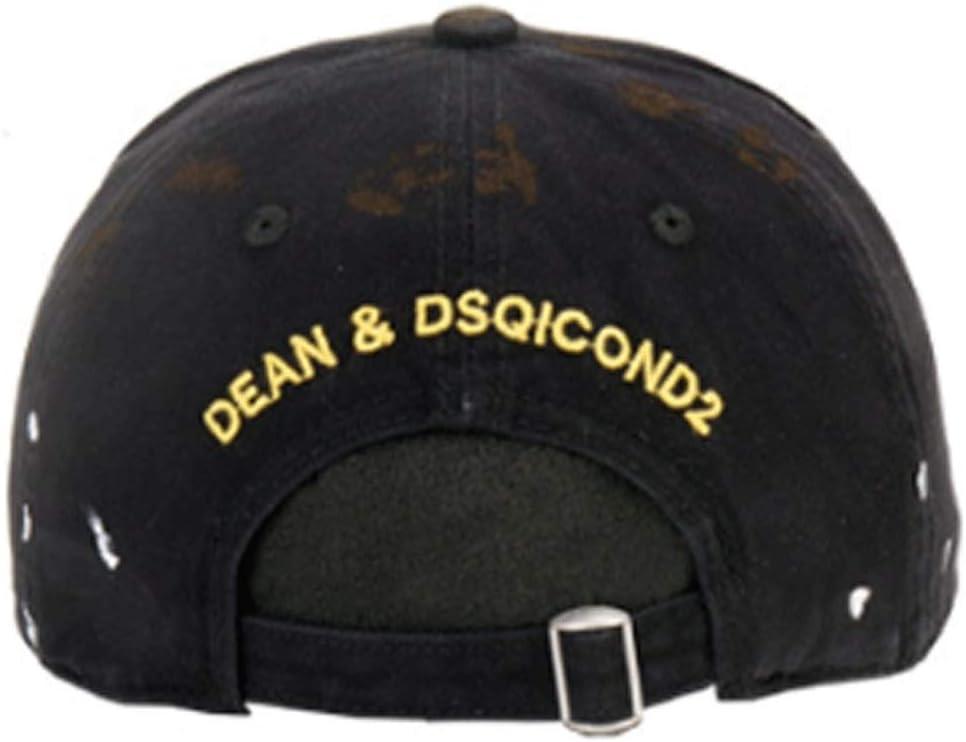 HXXBY Berretto da baseball visiera in bianco e nero da uomo quattro stagioni marea cappello coreano cappello da sole della giovent/ù marea cappello selvaggio casuale cappello sportivo studente cappello