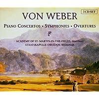 Piano Concertos - Symphonies - Overtures