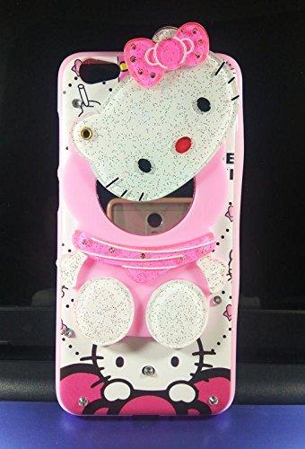 separation shoes 03556 8ea32 Aarnik Girl Kitty for Girls Back Case Cover for Vivo Y55 / Vivo Y55L / Vivo  Y55s [Multi Colour]
