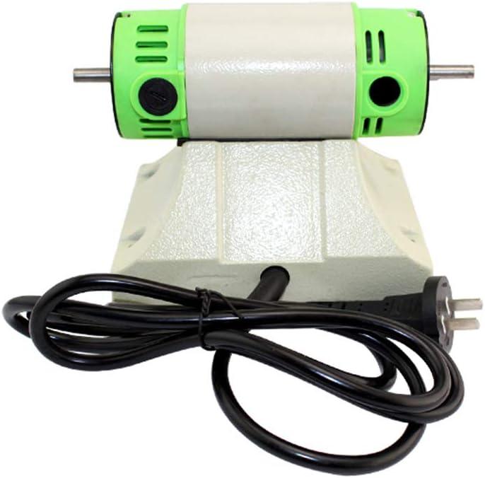 kit de pulido de joyer/ía Amoladoras de banco de m/últiples funciones M/áquina de pulido y grabado 380W m/áquina de kit de pulido de metal HUKOER Kit de pulido Mini amoladora de banco
