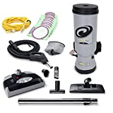 NEW More Powerful Proteam MegaVac 10 qt Backpack Vacuum Cleaner...