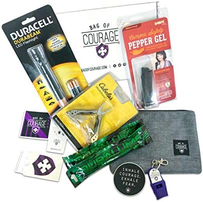 College Safety KIT Essentials Flashlight product image