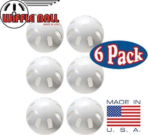 WIFFLE Ball Baseballs, 6 ()
