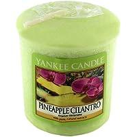 Yankee Candle 1174268E Alrededor Cilantro, Cítricos, Coco, Piña