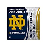 Notre Dame Fighting Irish 2020 Calendar