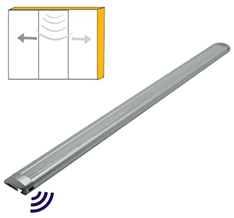 16 Led Closet Light Led Drawer Light Automatic Door Sensor Light Turn On Off When Door Open Close 16 Inch Long With 12v Adapter For