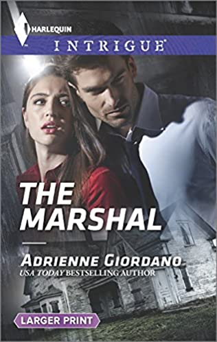 book cover of The Marshal