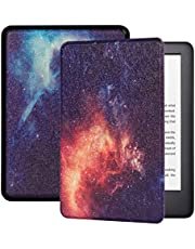 TERSELY Slimshell Case Cover for All-New Kindle Paperwhite 10th Generation-2018 (Model No. PQ94WIF), Smart Shell Cover with Auto Sleep/Wake for Amazon Kindle Paperwhite 10th