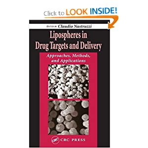 Lipospheres in Drug Targets and Delivery: Approaches, Methods, and Applications Claudio Nastruzzi