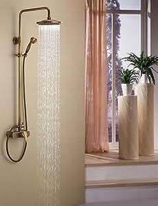 Xxw conjunto de ducha grifo de ducha antiguo alcachofa for Grifo ducha antiguo