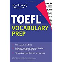 Kaplan TOEFL Vocabulary Prep