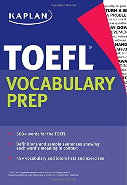 toefl vocabulary test free timed practice quiz