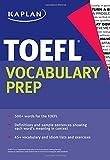 Image of Kaplan TOEFL Vocabulary Prep