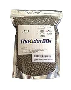 thunderbbs airsoft bbs 0.12 gram(Airsoft Gun)