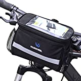 Panegy Shockproof Mountain Bike Road Bicycle Cycling Front Frame Bag Tube Pannier Saddle Bag Pouch