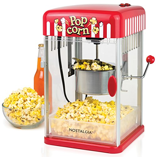 Nostalgia PKP250 2.5-Ounce Kettle Popcorn Maker by Nostalgia