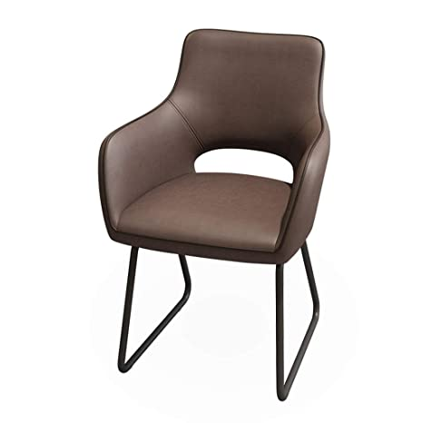 Awe Inspiring Amazon Com Slow Time Shop Accent Dining Chairs Faux Leather Caraccident5 Cool Chair Designs And Ideas Caraccident5Info