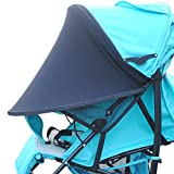 Baby Stroller Cover Anti-UV Sun Shade Windproof