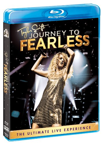 Blu-ray : Taylor Swift - Journey to Fearless (Widescreen)