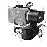Feiyu WG2 Updated 3-Axis Portable Waterproof for GoPro Hero 6/ 5 / 4/ 3 Session and Cameras