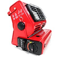 Double Coherent Source Heater Portable Camping Space Heater (RED)