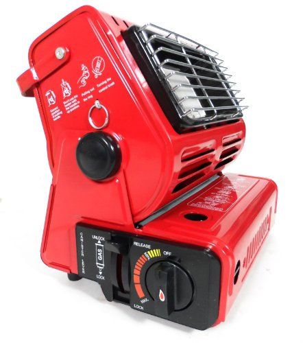 electric camping heater - 7
