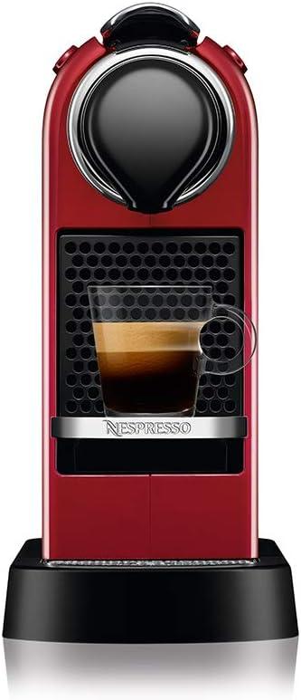 Nespresso CitiZ, Máquina de café